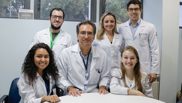 Summer course brings international students for surgery practicum