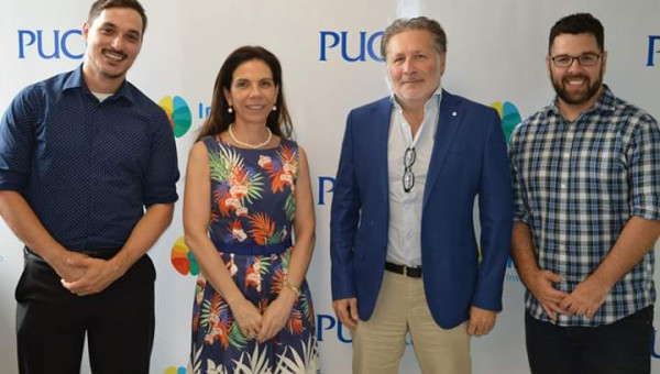 International cooperation program kicks off with visit by Italian researcher