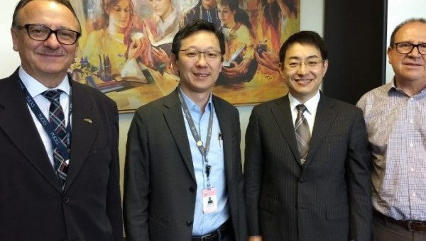 Japanese neurologist teaches course at PUCRS