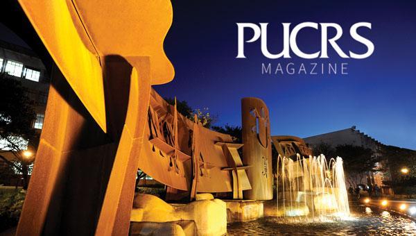 PUCRS-magazine