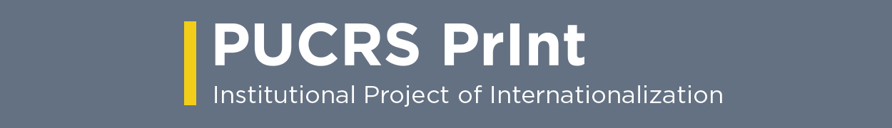 Institutional Project of Internationalization – PUCRS-PrInt