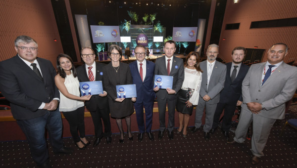 PUCRS and Marist Network Schools win big at Marcas de Quem Decide award