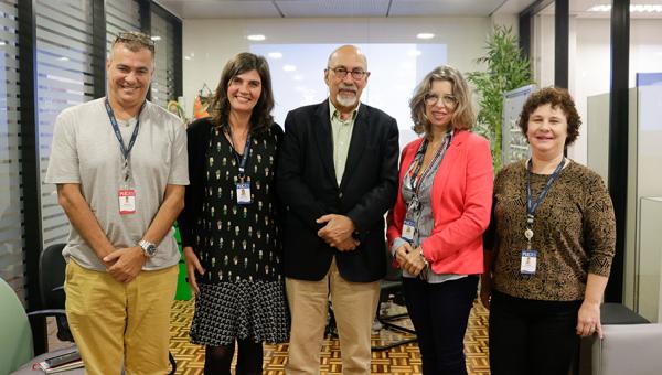Prospective cooperation activities between PUCRS and Universidade de Lisboa