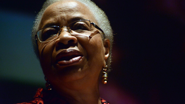 Graça Machel discuss the value of human beings at Frontiers of Thought