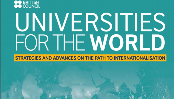 PUCRS cited in British Council publication on internationalization