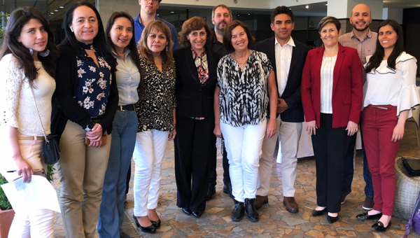 Business School professor takes part in mission on smart cities in Colombia
