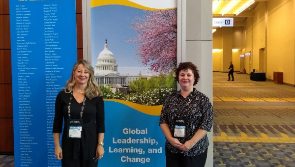 International education event discusses global leadership, learning and change