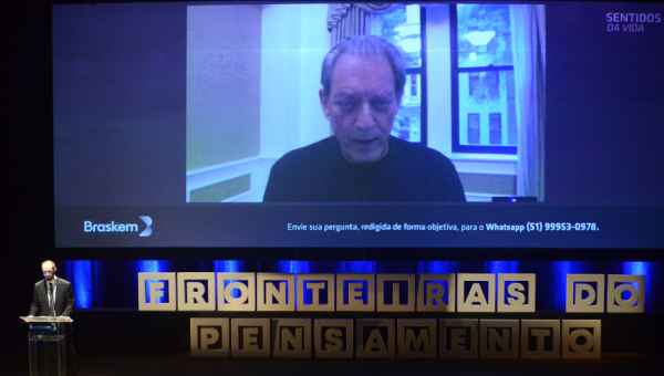Paul Auster looks at effect of digital revolution at Frontiers of Thought