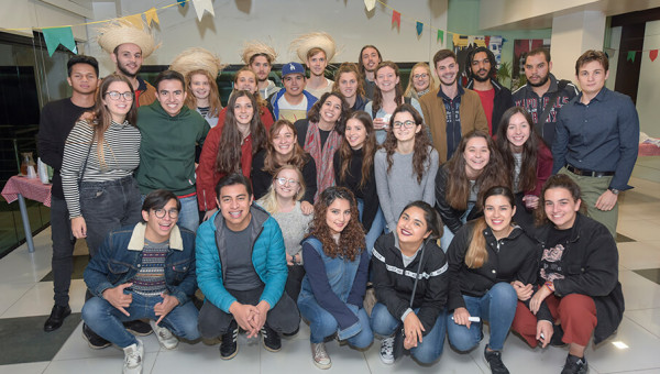 Festa Junina marks the end of the academic mobility program for international students