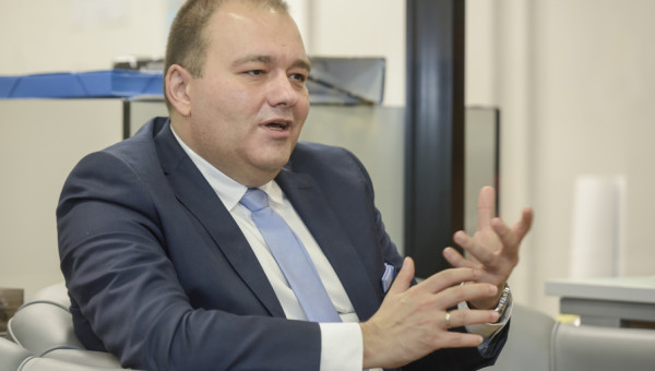 Ambassador of North Macedonia to find partners in Technology and Medicine