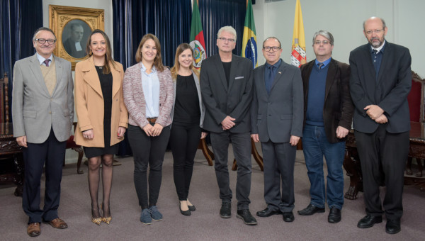 University of Bonn representatives to take part in activities at PUCRS