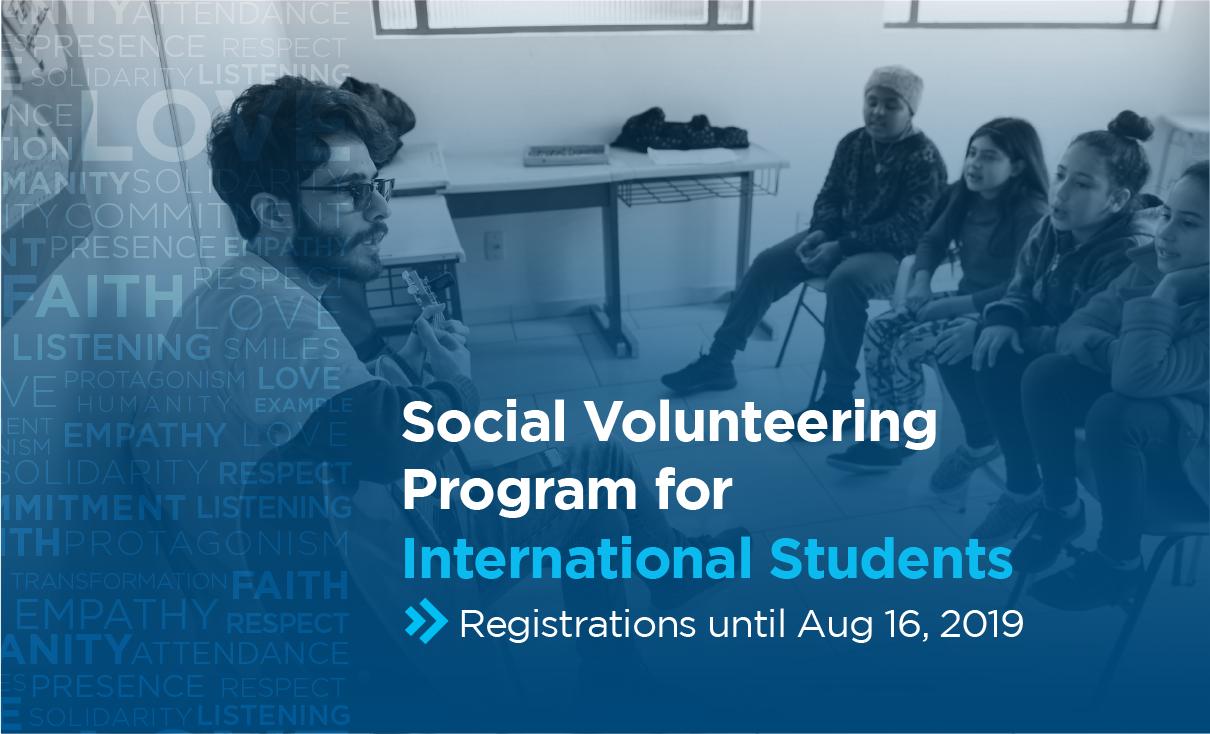 Notícia Social Volunteering Program-02