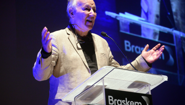 Werner Herzog pays tribute to creativity in film industry at Frontiers of Thought