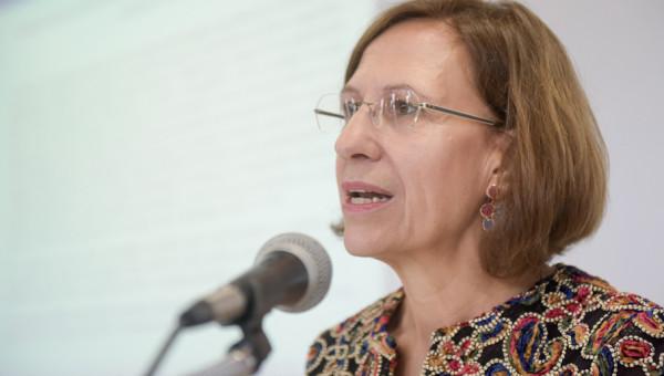International Seminar of History of Literature has the presence of Ascensión Rivas Hernández