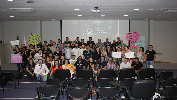 1st Marathon of Innovation of PUCRS features collaborative work and exchange of ideas