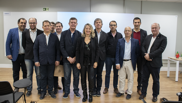 Coimbra delegation welcomed at PUCRS