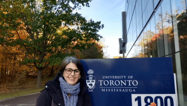Vice President for Research and Graduate Studies joins mission in North America