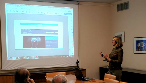 Cooperation in Gerontology with University of Milan